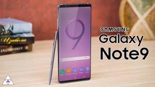 Samsung Note 9 | تسريبات نوت 9 مخيبة للامال 👎👎