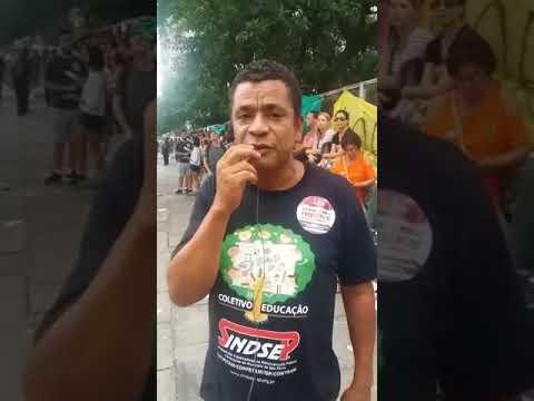 Maciel convoca todos os trabalhadores da educação para a luta contra o PL