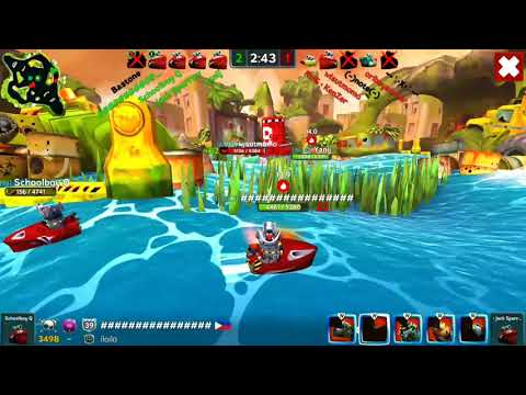 RNG KenZer destroyed every enemy ship   Battle Bay with Bastone