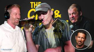 Opie & Anthony: Rich Vos Ft. Joe Derosa And Colin Quinn Call-Ins (07/18/13)