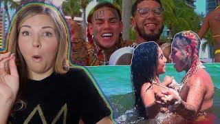 Bebe 6ix9ine Ft Anuel Aa Prod By Ronny J Music Video Reaction