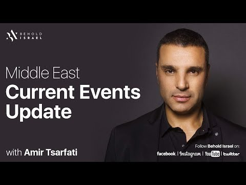 Amir's special Middle East Current Events Update