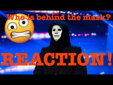 Masked magician X finally reveals their true identity [REACTION] (видео)