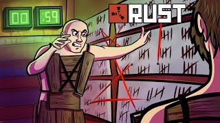 RUST: ONE HOUR TO ESCAPE OR WE DIE
