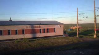 Воркута - СПб (Часть 1)