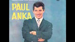 It's Time To Cry- Paul Anka 45 rpm!