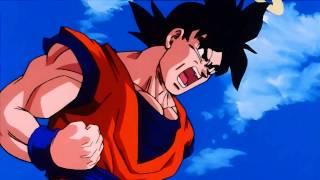 Goku goes Super Saiyan 2 against Majin Buu 【1080p HD】