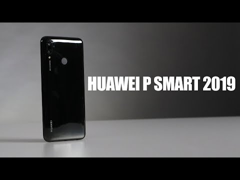 Смартфон Huawei P Smart 2019 (POT-LX1) Aurora Blue