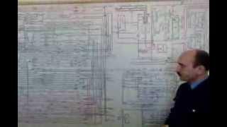 ТЭМ2 электр.схема 1.1 запуск дизеля (видео руководство)