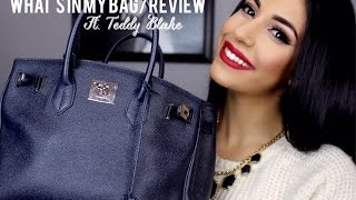 Amazing Quality Structured Bag - Caty Saffiano  Review