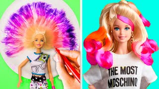 29 BARBIE HACKS YOU CAN MAKE YOURSELF | NO ONE IS EVER TOO OLD FOR DOLLS!