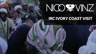Nico & Vinz - IRC Ivory Coast Visit