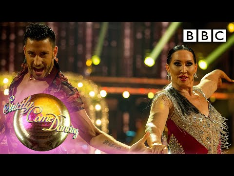 Michelle and Giovanni Cha Cha to 'So Emotional' | Week 1 - BBC Strictly 2019