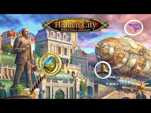 G5 Games - Hidden City®: Hidden Object Adventure