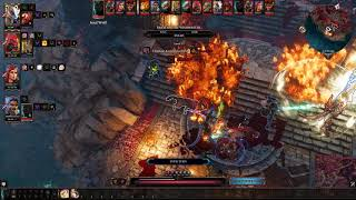 Playthrough (82) Divinity OS2 : Killing the Advocate  Lohse quest with Jahan !