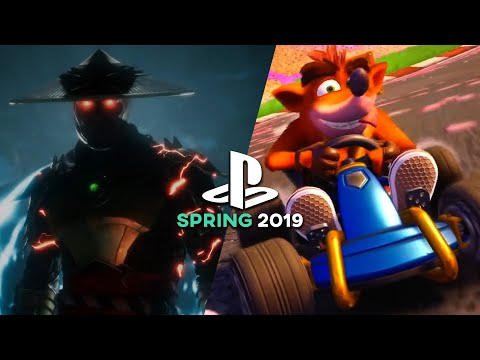 , title : '10 PS4 Games You Must Play In Spring 2019 | PlayStation 4'