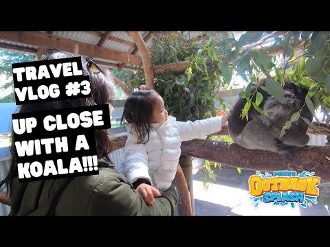 Travel Australia 2019 || The Noodles Family Travel Vlog #3 || Perth's Outback Splash