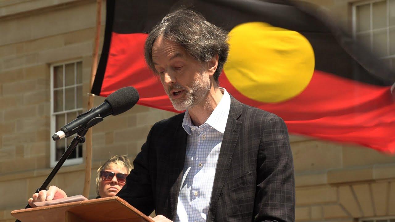 Professor Rufus Black Invasion Day Address 2020