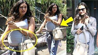 Arjun Rampal Girlfriend Gabriella Demetriades Flaunts Her Baby Bump