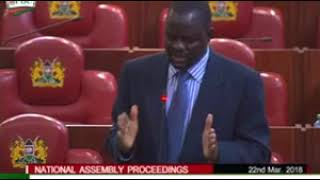 KNH report splits the House as MP trade accusations of tribalism