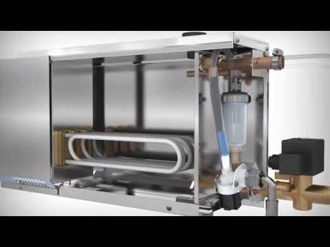 Generador de vapor baño turco Harvia, Hiperspa.es