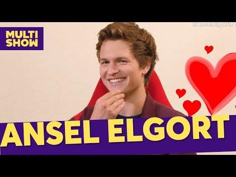 Ansel Elgort | TVZ | Música Multishow