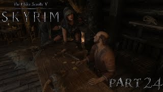 Skyrim - The Elder Scrolls 5: Рифтен, за бабки отбиваем башни... - летсплей (часть24)
