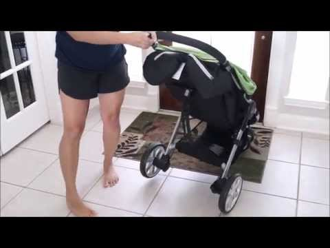 Britax B-Agile 3 Stroller Quick Review