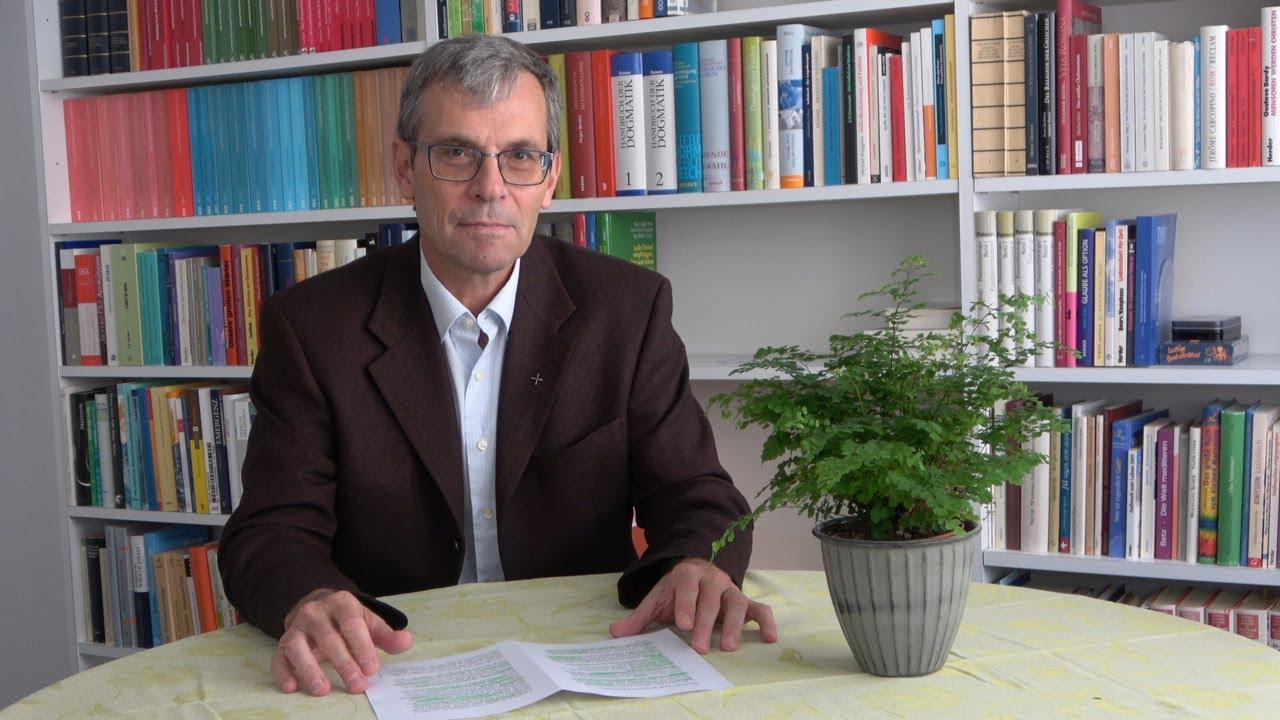 Worte der Ermunterung zum 25. Mai – mit Fulvio Gamba