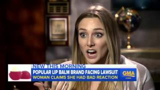 Maker Of EOS Lip Balm Faces Potential Class-Action Lawsuit