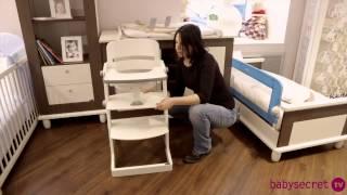 Обзор по стульчику для кормления Geuther Tamino