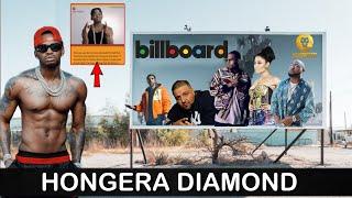 DIAMOND hashikiki,Billboard marekani wamtaja kama mfano wa kuigwa Duniani,ashika namba mbili bara...