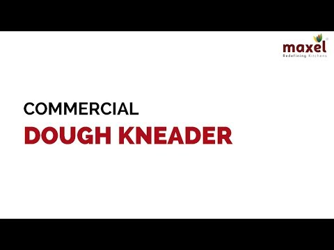 LEP006 Commercial Dough Kneader