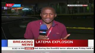 BREAKING NEWS: Explosion reported along Tom Mboya Street Nairobi