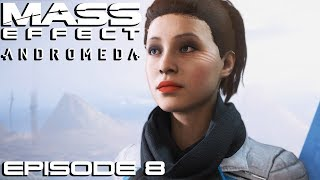 Mass Effect: Andromeda - Ep 8 - Population Isolée - Let's Play FR ᴴᴰ