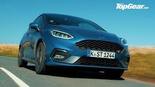 TopGear : the new Ford Fiesta ST's first big test