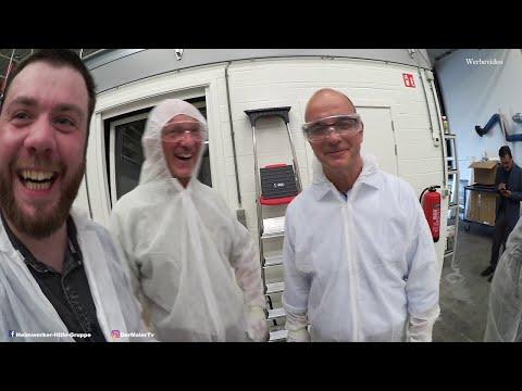 PU Bauschaum im Test I Soudal Fachpressetag 2019 🇧🇪 VLOG