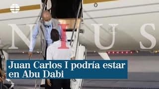 El rey emérito don Juan Carlos está en Abu Dabi, supuestamente