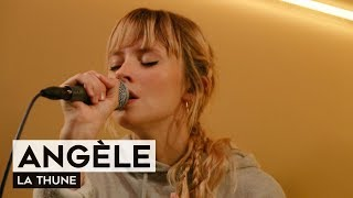 THE TUNNEL: Angèle   La Thune (live)