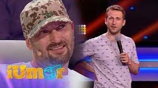 """Radu Isac, spectacol cu lacrimi și hohote de râs: """"Dacă ești român, sărăcia fuge după tine"""""""