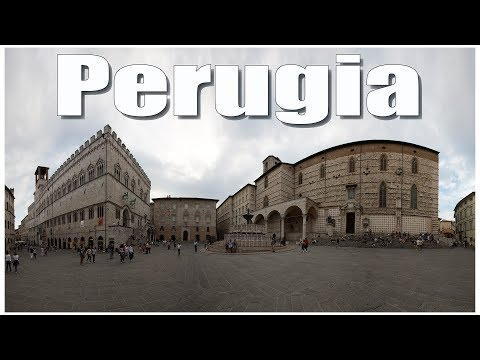 Италия:  Perugia