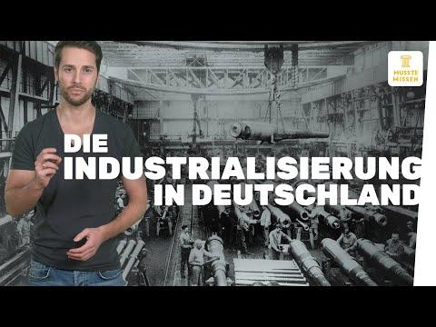 , title : 'Industrialisierung in Deutschland I musstewissen Geschichte'