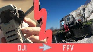 DJI - FPV: Alternatywa dla Mavic Mini