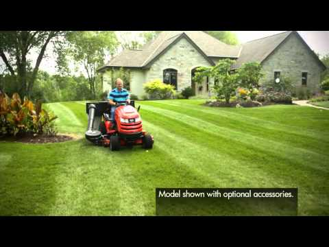 2020 Simplicity Broadmoor 44 in. Briggs & Stratton 22 hp in Lafayette, Indiana - Video 1