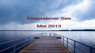 preview picture of video 'Cospudener See ~ Wandertag in Natur und Heimat ~ Mai 2013 ~ Neuseenland Leipzig'