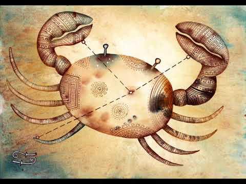 Декады знаков зодиака Рак