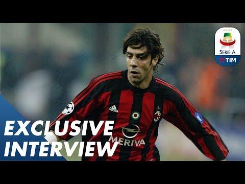 Fiorentina and Milan Legend   Rui Costa   Interview   Serie A
