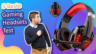 5 Beste Gaming Headsets Test 2021
