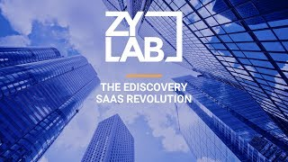 Webinar - The eDiscovery SaaS Revolution