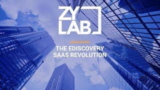 Webinar - The eDiscovery SaaS Revolution